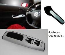 VW Golf 4 IV,Jetta- Set  alu for handles version 4 doors