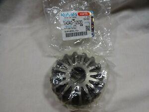 Genuine Kubota TA040-12530 Bevel Gear Front Axle L2501 L3240 L3540 L3901 L4400