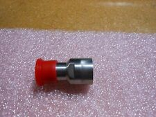 TYCO JACK TIP CONNECTOR PART # 1550-0100  NSN: 5935-01-320-2417