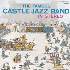 THE FAMOUS CASTLE JAZZ BAND In Stereo CD - New