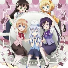 New Tenkuu Cafeteria Petit Rabbit's Is the order a rabbit BLOOM CD Blu-ray Japan