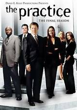 The Practice ~ Complete Eighth Final Season 8 Eight ~ BRAND NEW 6-DISC DVD SET