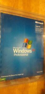 Microsoft Windows XP Professional (Retail (License + Media)) (1 User/s) - Upgrad