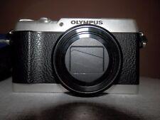 Olympus Stylus SH-1 16.0MP Digital Camera - Silver