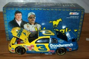 DALE EARNHARDT SR #3 GOODWRENCH WRANGLER 1999 1/24 ACTION DIECAST BANK 5004 MADE
