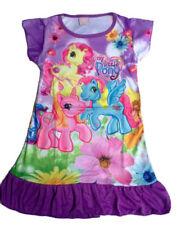 Pyjamas violette pour fille de 8 à 9 ans