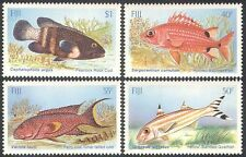 Fiji 1985 Fish/Marine/Nature/Wildlife/Conservation/Environment 4v set (n41739)