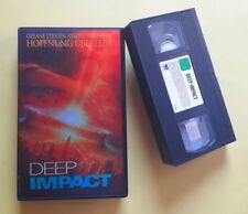 Deep Impact - Elijah Wood - VHS