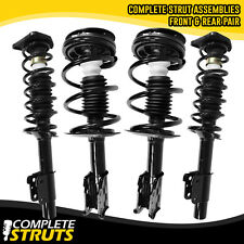 98-03 Chevrolet Malibu Quick Complete Strut / Shock & Coil Spring w/ Mounts x4