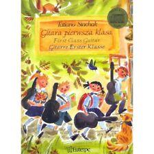 Euterpe - Gitarre Erster Klasse (+CD) - Stachak, Tatiana | Neu