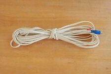 Bose White 20 ft Front Center Speaker Cable RCA Bare Wire Acoustimass Lifestyle