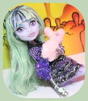 ❤️Monster High TWYLA First Wave 1 13 WISHES Dress Outfit Shoes Doll❤️
