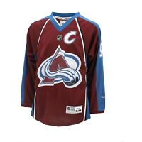 Colorado Avalanche NHL Reebok Gabriel Landeskog Kids Youth Size Jersey New Tags