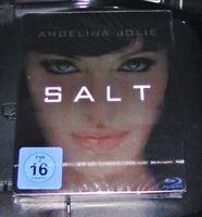 Salt Steelbook Edición Blu Ray más Rápido Envío Nuevo y Emb. Orig.