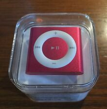 Apple iPod shuffle 2GB MP3 Player Pink 6th Generatio MC646LL/A RARE Discontinued