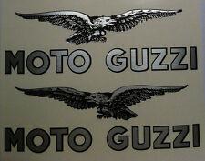 decalcomanie adesivi decals stickers TANK MOTO GUZZI NEVADA SERBATOIO ARGENTO