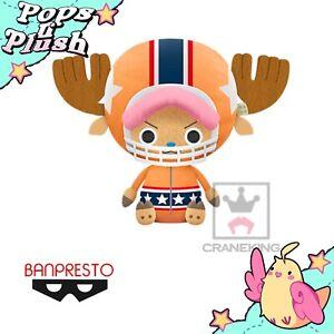 Banpresto One Piece - Tony Tony Chopper Plush - Exclusive Claw Machine Prize ✨🔨