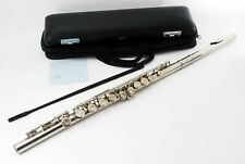 Yamaha YFL-211 Flute Silver with Case