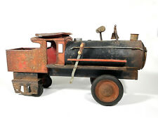 Antique Ride-On Train Toy - Keystone RR 6400