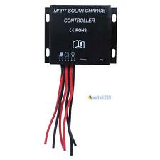 30A LED MPPT Solar Charge Controller 12V 24V Waterproof Timer IP68 360W/720W GRC
