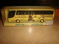 Rietze #60191 HO 1/87 SETRA  bus Nordwest Zeitung BRUNS  MIB (50/031)