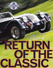 MORGAN PLUS4 +4 ROADSTER British Sportscar Prospekt Brochure 2004 89