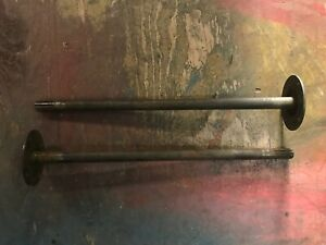 Austin Healey Sprite, MG Midget, Nash, Hudson Metropolitan Rear Axle Shafts PAIR