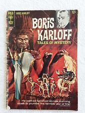 Boris Karloff Tales of Mystery #18 (Jun 1967, Western Publishing) Good