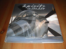 Spirits In The Sky: Classic Aircraft Of World War II by Martin Bowman 2002 HC/DJ