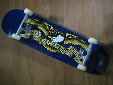NEW ANTI HERO EAGLE SKATEBOARD COMPLETE SPITFIRE WHEELS INDEPENDENT TRUCKS SKATE