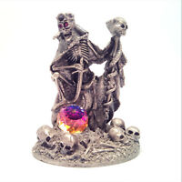 "MYTH AND MAGIC "" The Guardian of the Skeletons ""  -  6218 -  Figura Vintage 1995"