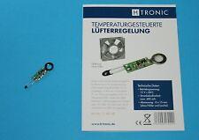 Lüftersteuerungsmodul H-TRONIC, 12 V- elektronische, temperaturabhängige Dreh.