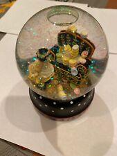 Mary Engelbreit Life Is A Chair Of Bowlies Glitter Snow Globe M E Ink 2001