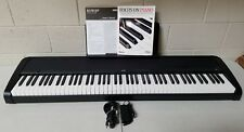 Korg B1 88 Key Digital Piano in Black
