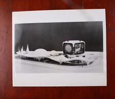 PRESS PHOTO OF THE KODAK PAVILLION MODEL FOR THE 1964-65 WORLD'S FAIR/cks/216045