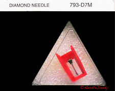 NEEDLE DIAMOND STYLUS for VESTAX HANDYTRAX Steepletone RETRO ELTA 793-D7M 793D7M