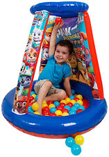 Children Baby Paw Patrol Inflatable Portable Ball Pit Outdoor and Indoor wp7067