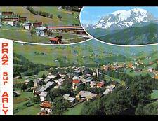 PRAZ-sur-ARLY (74) CHALETS , HOTELS ,VILLAS & EGLISE en été 1977
