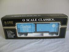 Vintage K-Line O Scale Classics New York Central Box Car #K675-1751 NOS