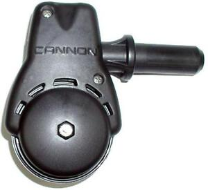 CANNON DOWNRIGGER BOOM TIP END Swivel head Assembly telescopic booms P/N 3770200
