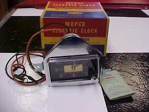 1949 Dodge Clock NOS