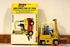 Dinky 404 Conveyancer/Climax Fork Lift Truck With Box