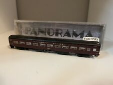 Rapido N Scale Canadian Pacific Lightweight Coach 2270