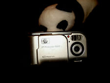 HP PhotoSmart E217 4.0 MP Digital Camera - Silver