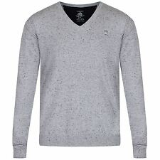 DIESEL V NECK JUMPERS COTTON GREY BLACK NAVY SUMMER LONG SLEEVED S M L XL XXL