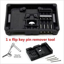 Car Door Key Repair The Key Repair Car Flip Key Vice Fixing Pin Remove Tool