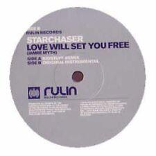 "Love 1st Edition 12"" Single Records"