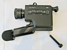 VINTAGE Braun NIZO Integral 7- Super8 Camera WORKING