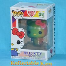 Hello Kitty Pride Pop Vinyl Figure #28 Funko Rainbow