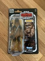 Kenner Star Wars Empire Strikes Back 40th Anniversary CHEWBACCA ACTION FIGURE